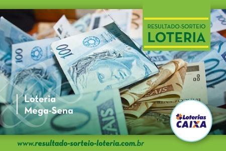 Veja os ultimos resultados da loteria mega sena