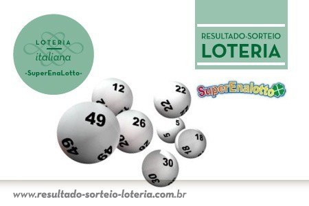 Loteria italiana superenalotto Loteria Italiana SuperEnaLotto