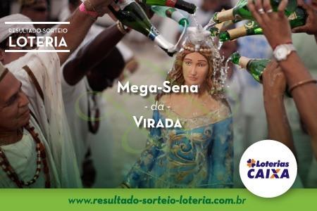Resultado Mega Sena da Virada 2012