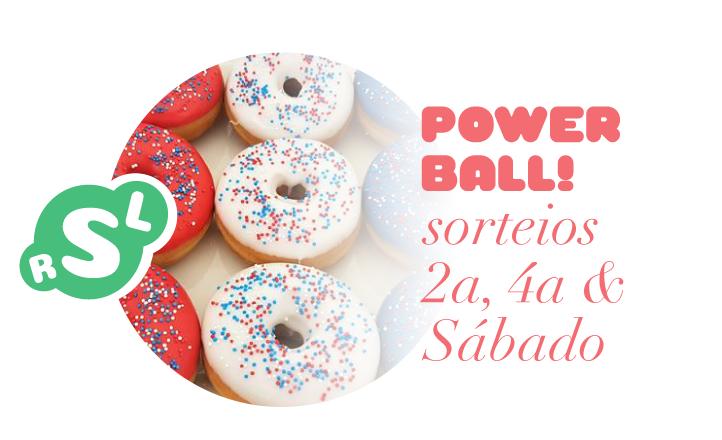 Acumulou! Powerball oferece maior Jackpot 3